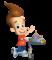 Afbeelding voor The Adventures of Jimmy Neutron Boy Genius vs Jimmy Negatron