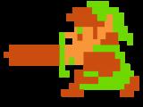 Link keert terug op de <a href = http://www.mariogba.nl/gameboy-advance-spel-info.php?t=Game_Boy_Advance target = _blank>Gameboy Advance</a> in de allereerste Zelda-game.