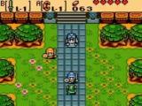Net zoals in eerdere spellen in de serie houden ook hier wachters je tegen als je naar bepaalde plekken wilt.