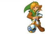 Met in de hoofdrol: Link en zijn grote staf.