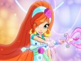 Ontmoet Bloom, een meisje van 16 die ontdekt dat ze een magische fee is.