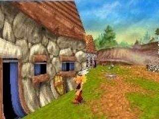 Mooie 3D graphics worden getoverd uit de GBA!