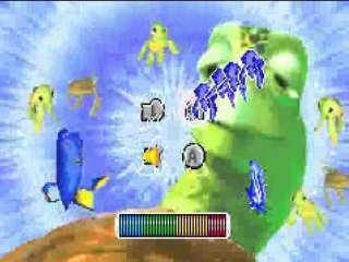 2 Games in 1 Finding Nemo Plus Finding Nemo The Continuing Adventures: Screenshot