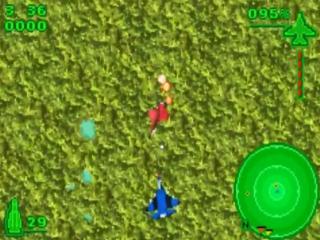 Als je voldoende vijanden neerhaalt tijdens je missies, zul je nieuwe vliegtuigen unlocken.