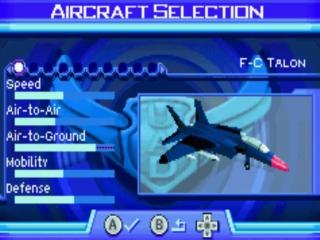 Kies uit tien verschillende vliegtuigen en zes soorten bommen.