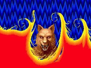In dit spel kan je transformeren in een beest zoals een wolf, beer, ...