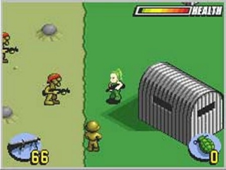 Army Men Advance: Screenshot