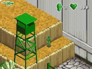 Army Men Turf Wars: Screenshot