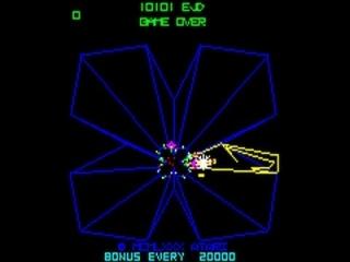 Zo zagen graphics er vroeger uit.