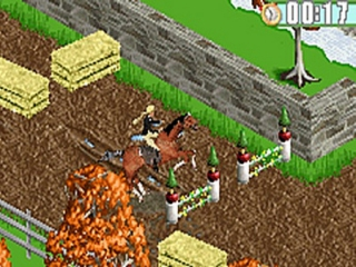 Barbie Horse Adventures The Big Race plaatjes