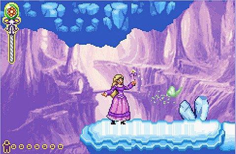 Speel als prinses Annika en help de betovering te verbreken.
