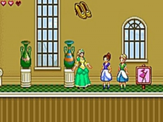 Barbie in the 12 Dancing Princesses: Screenshot