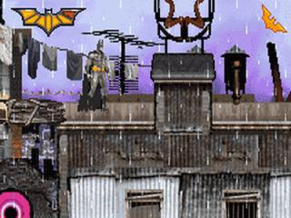 Een echte sloppenwijk, die Gotham City.