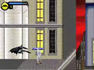 20 speelbare levels in de onderwereld van Gotham City.