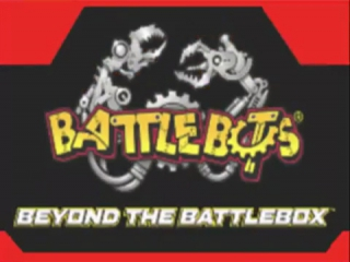 In Battlebots: Beyond the Battlebox laat je <a href = https://www.mariogba.nl/gameboy-advance-spel-info.php?t=Robots_GBA target = _blank>robots</a> tegen elkaar vechten in een arena.