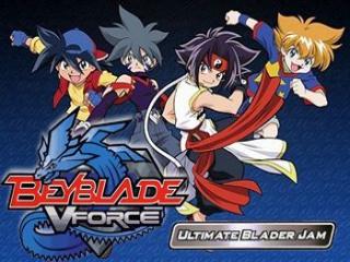 Ook in dit spel is de BeyBlade bende aanwezig.