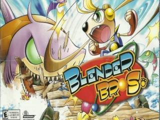 Help Blender en zijn Mini Bros. de Zooligans te verslaan!