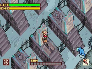 Boktai 2 Solar Boy Django: Screenshot