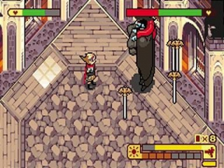 Boktai The Sun Is in Your Hand: Screenshot