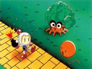 Speel als de schattige, maar ook gevaarlijke, <a href = https://www.mariogba.nl/gameboy-advance-spel-info.php?t=Bomberman target = _blank>Bomberman</a>.