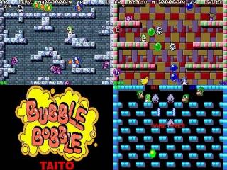 Dit spel bevat een hele reeks uiteenlopende puzzellevels.