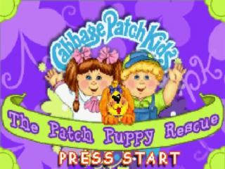 Wanneer de puppies gevlucht zijn, is het aan de Cabbage Patch Kids om ze terug te vinden.