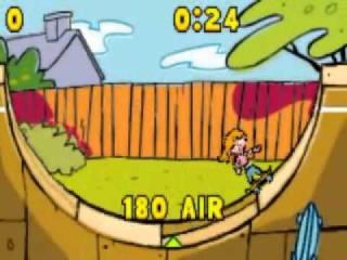 Cartoon Network Block Party: Screenshot