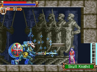 Castlevania Harmony of Dissonance: Screenshot