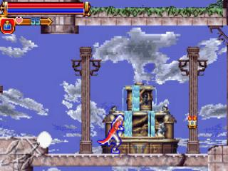 Castlevania Harmony of Dissonance plaatjes