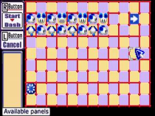 Probeer de groep muizen zo snel mogelijk naar de uitgang te brengen door hen de richting te wijzen.