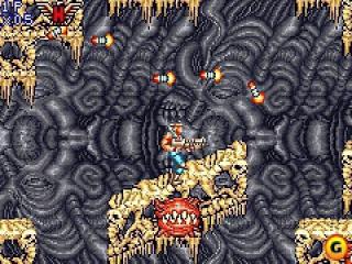 De game is een 2D-platformer waar je 1000'en vijanden moet verslaan!