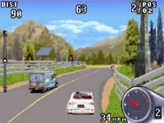 Corvette: Screenshot