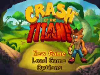 In Crash of the Titans neemt Crash Bandicoot het op tegen zijn aartsvijanden, Neo en Nina Cortex.