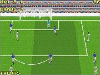 David Beckham Soccer: Screenshot