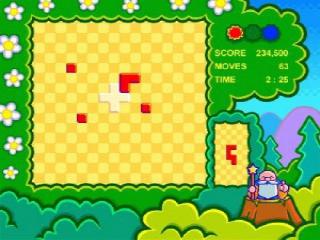 In dit spel draait alles om leuke en uitdagende puzzels.