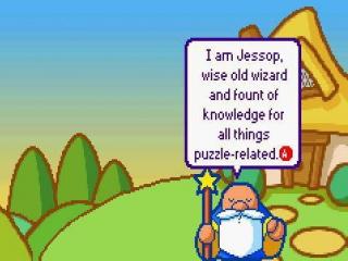 Luister naar de wijze raad van Jessop, de puzzelgeleerde.