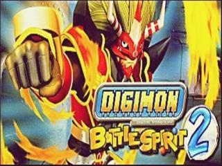 Digimon Battle Spirit 2: Afbeelding met speelbare characters