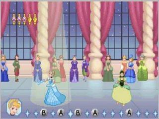 Op het galabal laat Assepoester haar mooiste danspasjes zien.