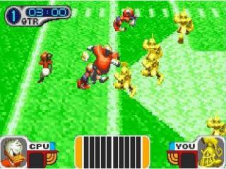 Maak je klaar voor tackles en touchdowns met Mickey, Goofy en vele andere Disney personages.