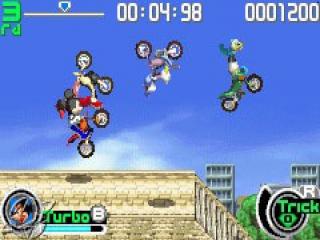 De race gaat verder in multiplayer modus!