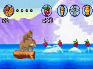 In dit spel zal je je niet gauw eenzaam voelen, want de 2 beren zijn onafscheidelijk.