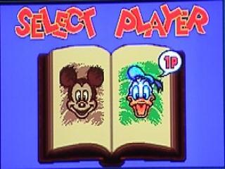 Kies tussen Disney's bekendste helden: Mickey en Donald.