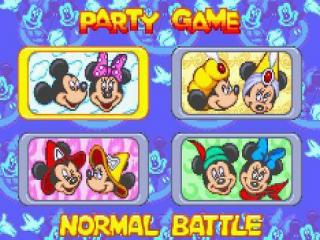 De krachten van Micky en Minnie veranderen naargelang de kostuums die ze dragen.