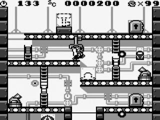 Mario zal op zoek moeten gaan naar de sleutels om de gesloten deuren te openen.