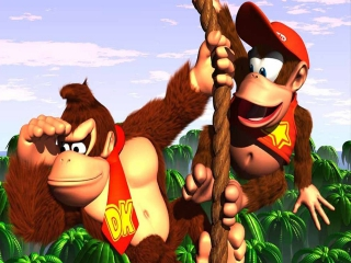 Ga met Donkey & Diddy Kong op avontuur op deze <a href = https://www.mariogba.nl/beste-game-boy-color-spellen-lijst.php target = _blank>GameBoy Color</a> remake van de originele klassieker.
