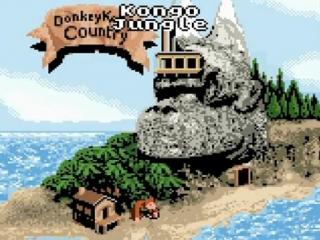 Spring door de hele jungle van <a href = https://www.mariogba.nl/gameboy-advance-spel-info.php?t=Donkey_Kong target = _blank>Donkey Kong</a> en ontdek vele gevaren!