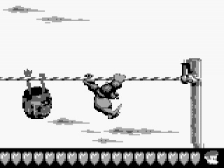 Donkey Kong Land 3: Screenshot