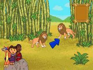 Durf jij deze leeuwen te passeren?
