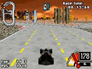Downforce: Screenshot