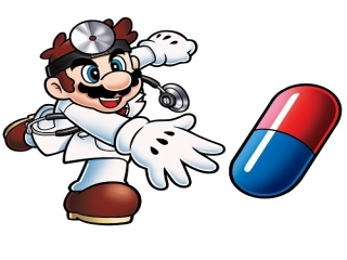 Help <a href = https://www.mariogba.nl/gameboy-advance-spel-info.php?t=Dr_Mario target = _blank>Dr. Mario</a> de virussen te verslaan!